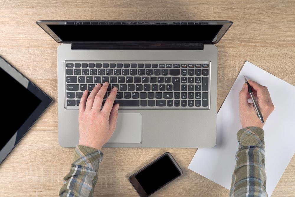 Les 4 étapes clés d'une stratégie de contenu web