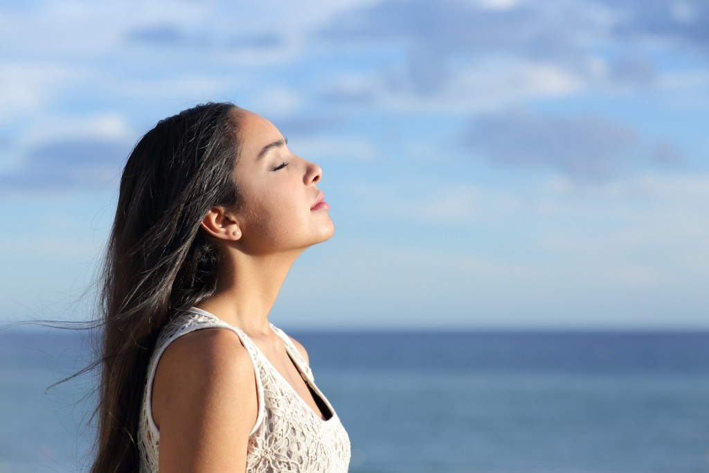 Combattre le stress par la respiration