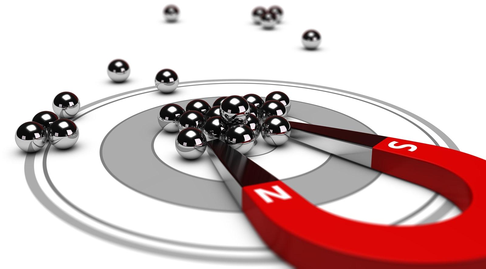 attirer les prospects avec un site web