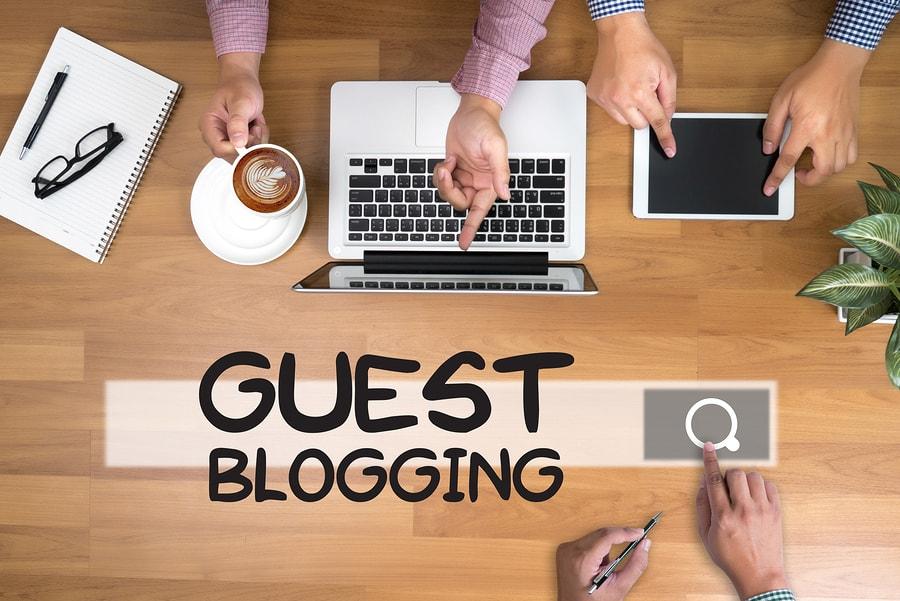 Le guest blogging c'est aussi pour les entreprises