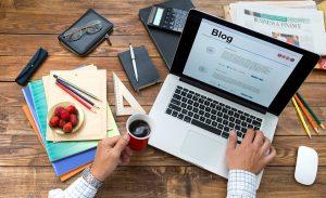 animer un blog professionnel
