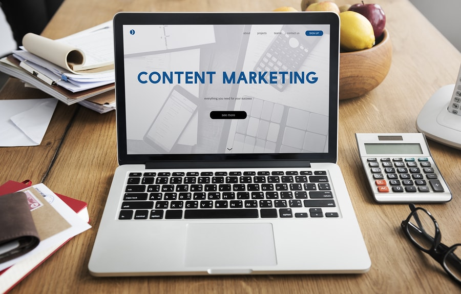 4 exemples de marketing de contenu sur Internet